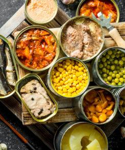 Tartós élelmiszerek